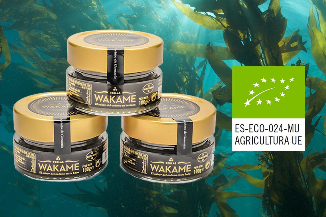Caviar de algas