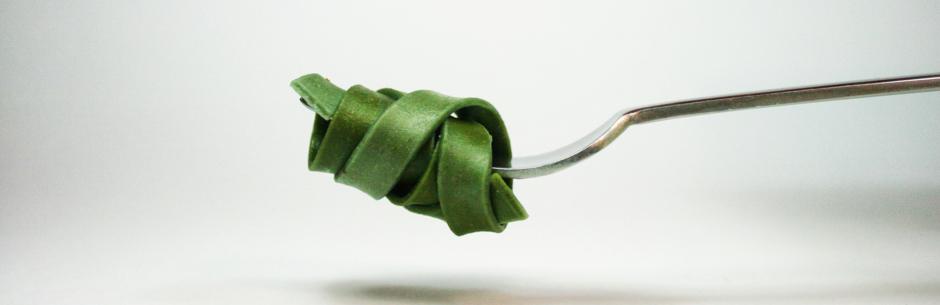 Pasta de algas