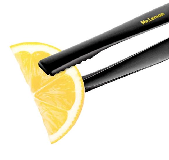 Rodajas de limón fresco