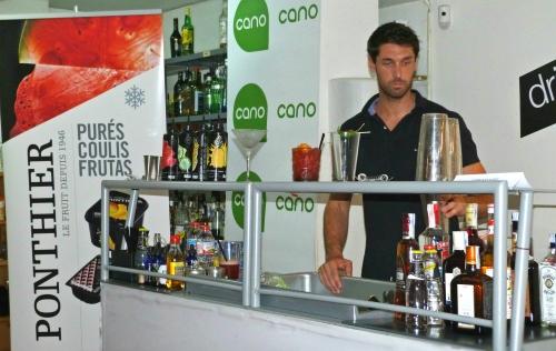 Workshop Cócteles Grup Cano Barcelona